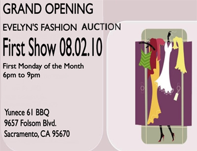 Ladies Night Out at Evelyn's Fashion Auction