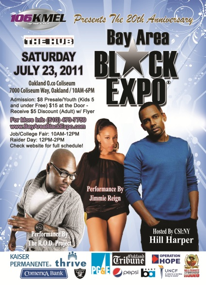 Bay Area Black Expo