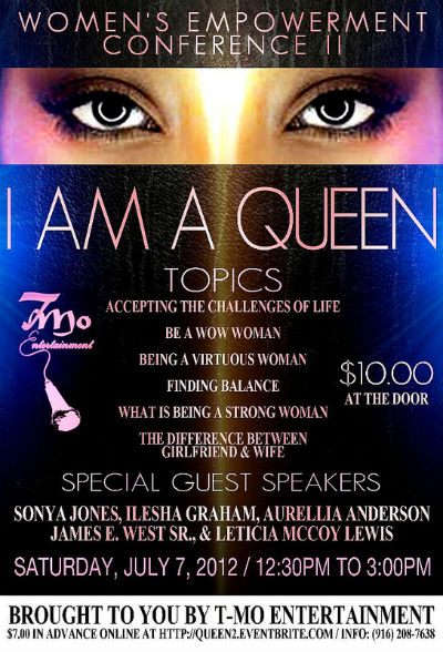 I Am A Queen Empowerment Conference