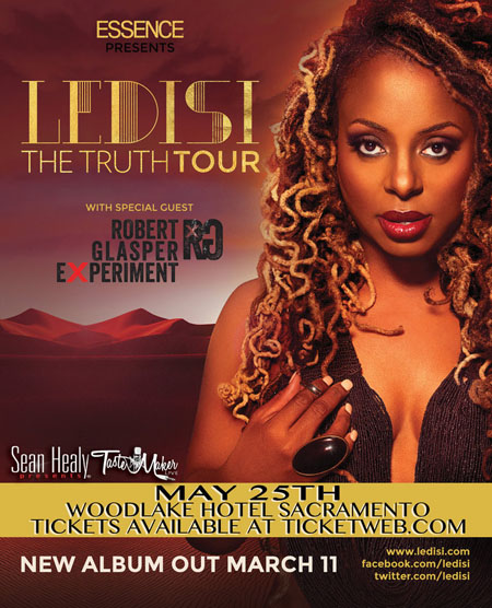 Ledisi - The Truth Tour