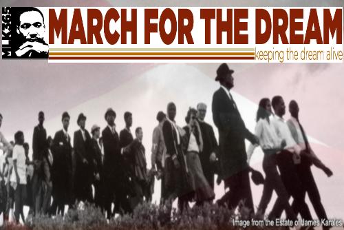 2012 MLK March & Celebration