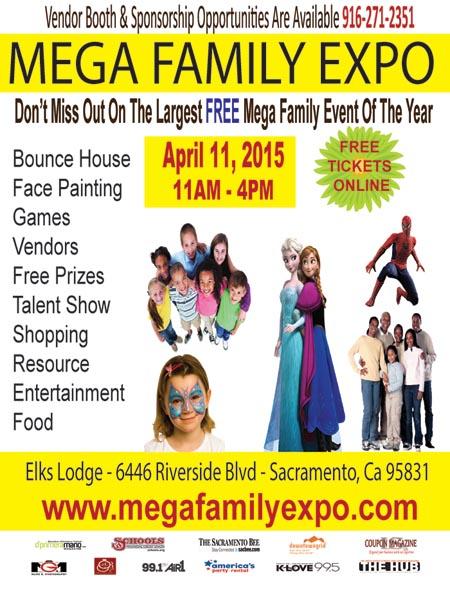 Mega Family Expo 2015