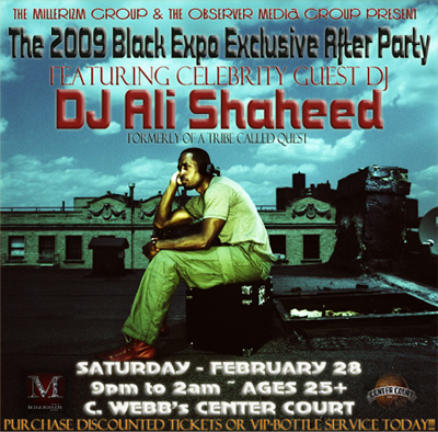 Black Expo Exclusive After Party presented by The Millerizm Group