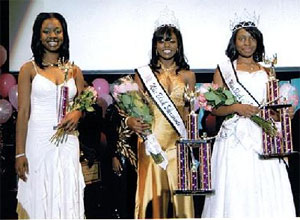 Miss Black Sacramento Pageants