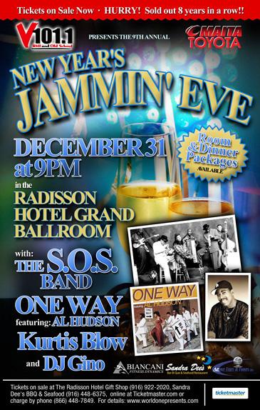 New Year's Jammin' Eve
