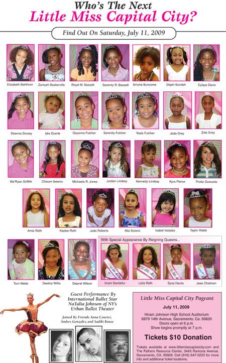 Little Miss Capital City Pageant