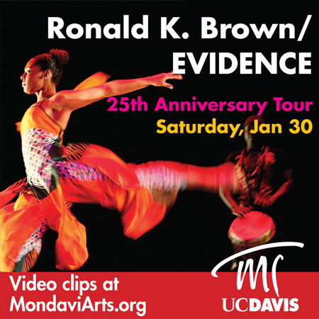 Ronald K. Brown/Evidence 25th Anniversary Tour
