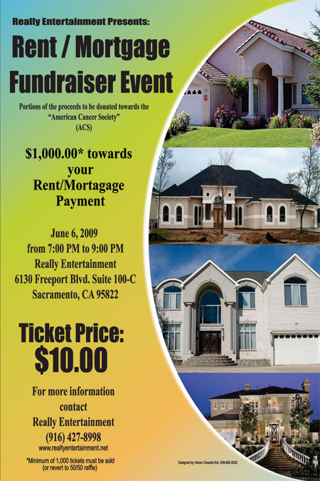 Rent/Mortgage Fundraiser Event