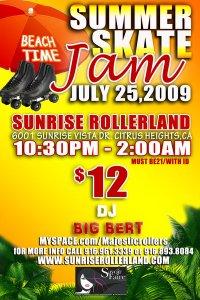 Summer Skate Jam in Citrus Heights