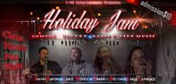 T-Mo Entertainment Holiday Jam 2014 (Clean Family Fun Night)