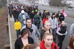 MLK 365 March & Celebration Marching to Impact The Future 1/19/15