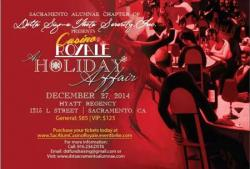 Casino Royale Holiday Affair