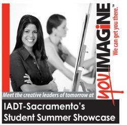 IADT-Sacramento Student Summer Showcase