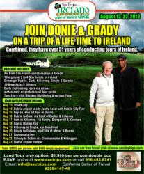 Trip of a Lifetime to Ireland