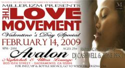 Valentines Party at Avalon presented by The Millerizm Group