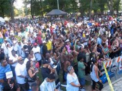 Oak Park Summer Concert Series & Ulezi Family Health Fair