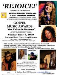 REJOICE! The Gospel Music Awards