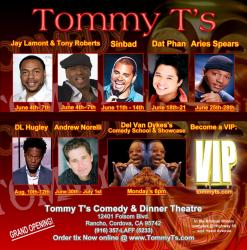 Tommy T's Comedy and Dinner Theater