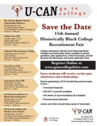 UCAN Black College Fair