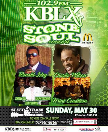 KBLX Stone Soul Concert