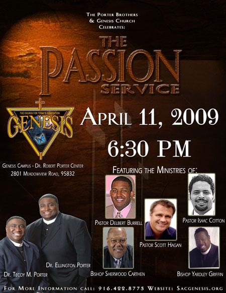 The Passion Service