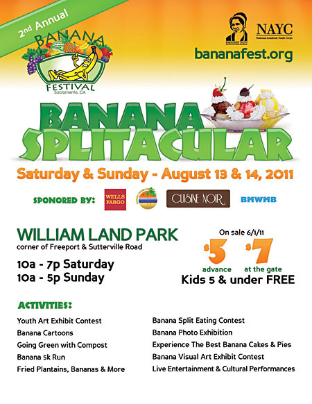 2nd Annual Banana Festival