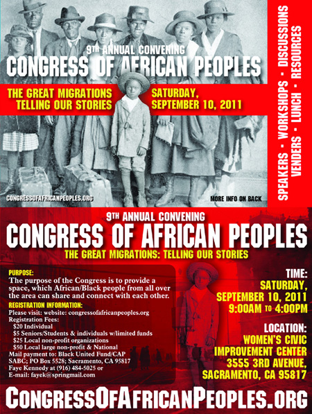 Congress of African Peoples