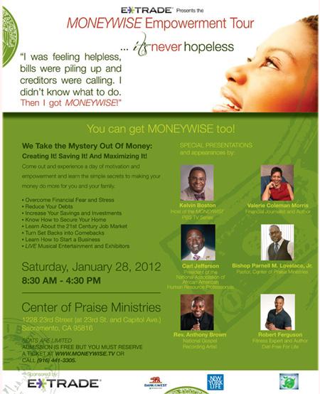 Moneywise Empowerment Tour