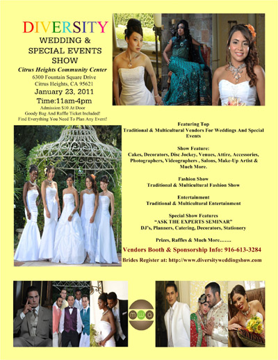 Diversity Wedding & Special Events Show