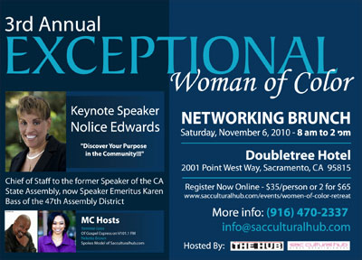 Register Now! EWOC Networking Brunch