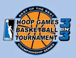 Hoop Games Basketball Tournament