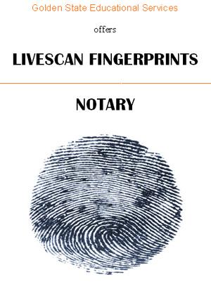 Live Scan Fingerprint Services