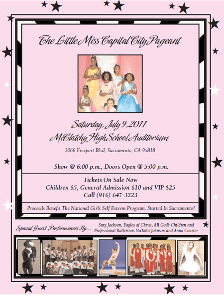 Little Miss Capital City Pageant