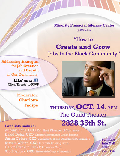 How to Create and Grow Jobs in the Black Community