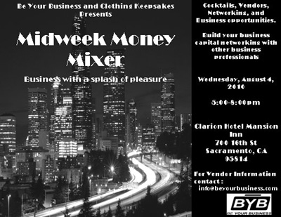 Mid-week Money Mixer