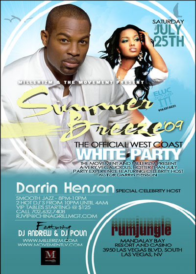White Party in Vegas presented by The Millerizm Group