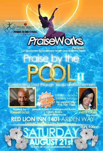 Praise By The Pool II