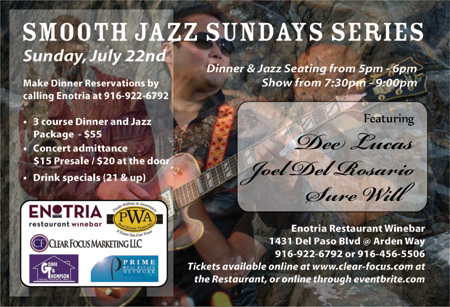 Smooth Jazz Sunday Series