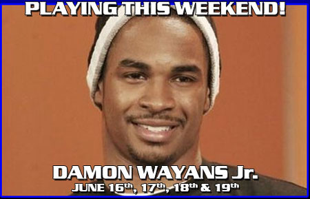 """Damon Waynans"" at Tommy T's"