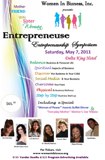 Women in Bizness Conference