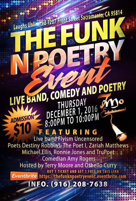 The FunkNPoetry Event