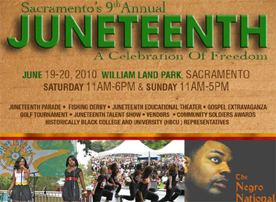 Auditions for Juneteenth Festival