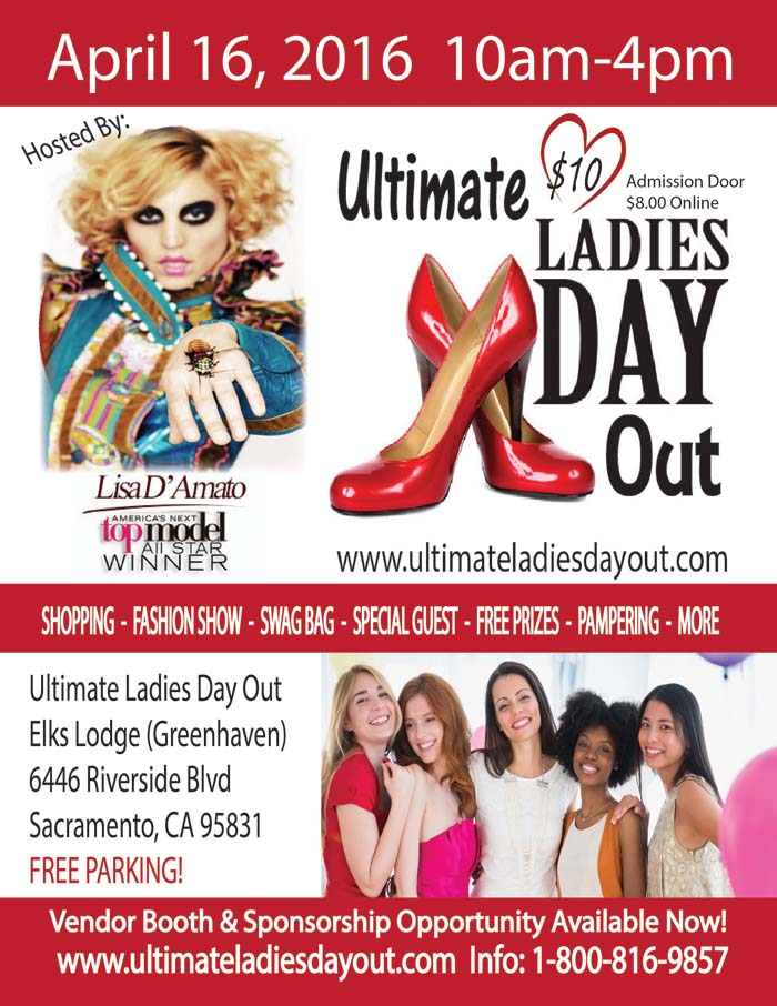 Ulitmate Ladies Day Out