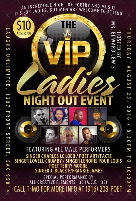 VIP Ladies Night Out