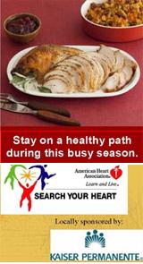 Plan a Heart-Healthy Thanksgiving