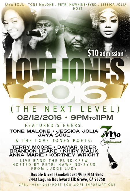 Love Jones Night