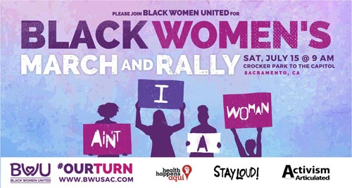 Black Women's March and Rally