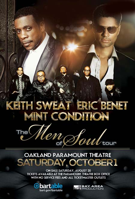 Men of Soul Tour