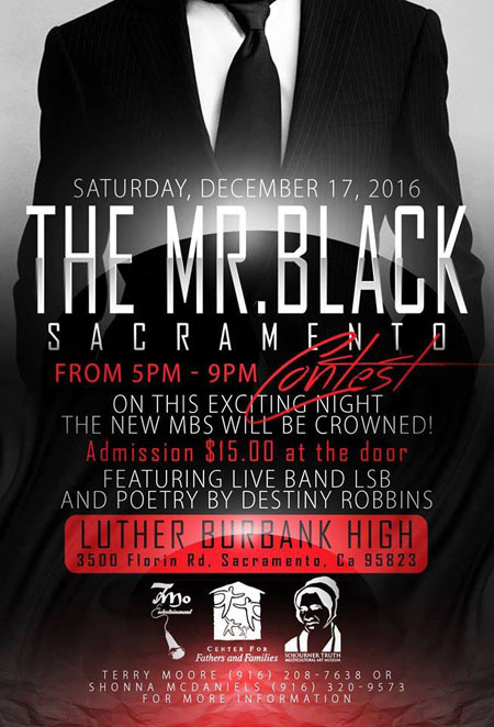 Mr. Black Sacramento