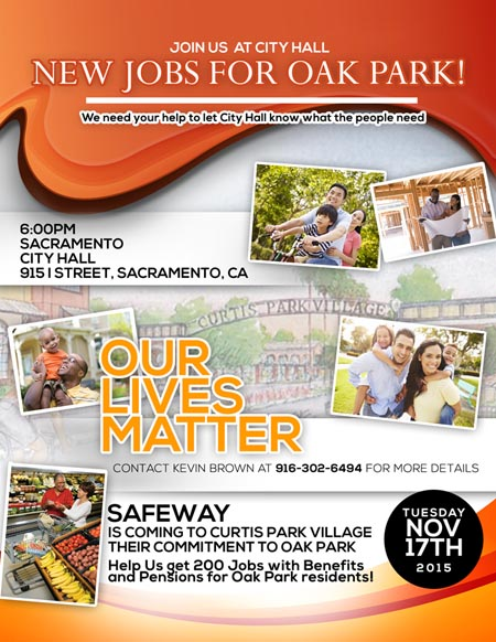 New jobs for Oak Park